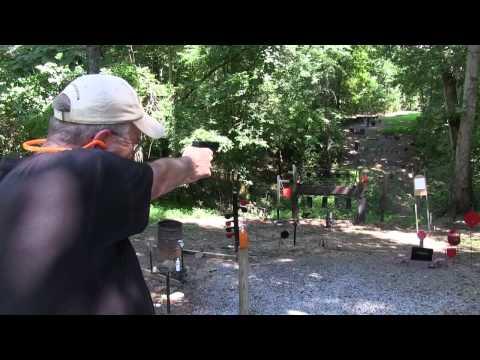 Glock 20 and Glock 29 with Heavy Hard Cast Buffalo Bore Bullets