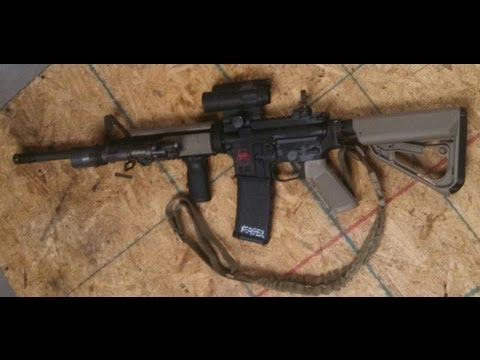 James Yeager - I Built an AR-15