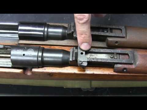Japanese Carcano Type I Rifle