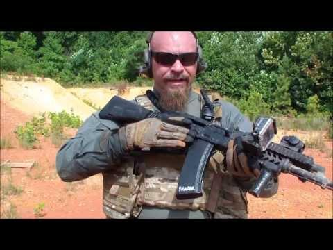 K-Var Rifles