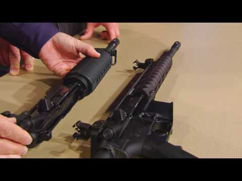 Stag Arms Short Barrel Rifle Uppers