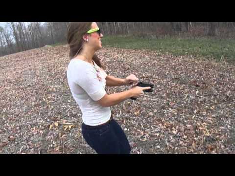 Steel Target Shooting - Shooting the AR15