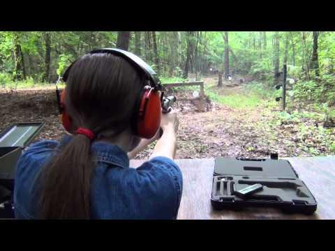 Taurus PT1911 9mm Shooting