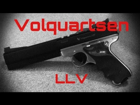 Volquartsen LLV Barrel for Ruger Mark II/III