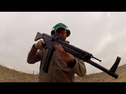 GSG STG-44 Sturmgewehr .22LR Rifle Review