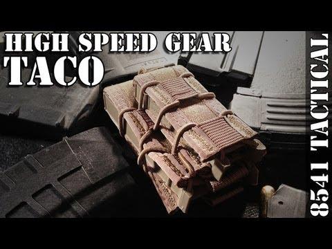 High Speed Gear Double Decker TACO Magazine Pouch