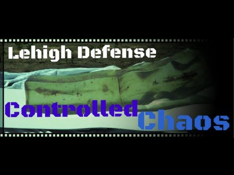 Lehigh Defense 45gr 223 Remington Controlled Chaos Ballistics Gel Test