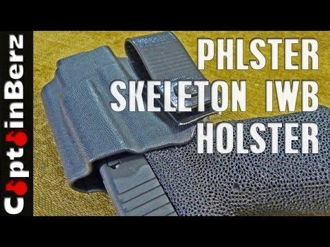 PHLster Skeleton IWB Holster