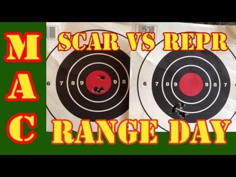 SCAR vs REPR