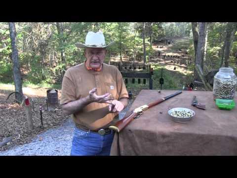 1866 Yellowboy Lever Action Rifle