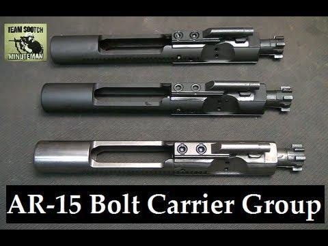 Bolt Carrier Groups
