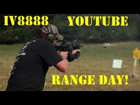 IraqVeteran8888 YouTube Range Day