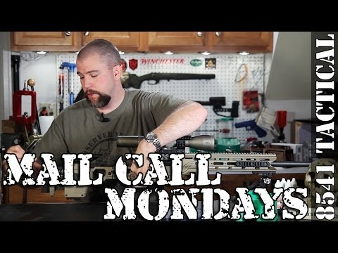 Mail Call Mondays - 5R Rifling, Semi-Auto Velocity Loss and Adjusting Your Stock