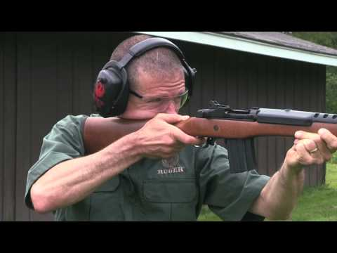 Modern Sporting Rifle – Pt4 - Ruger Mini-14