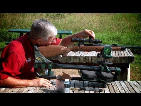 Nearly Perfect Safari Rifle Accuracy
