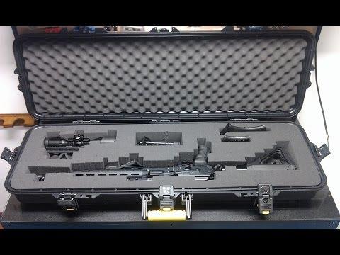 Plano Gun Guard Tactical Gun Case