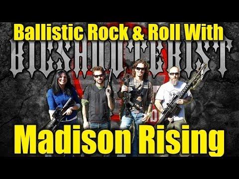 Range Time with Madison Rising
