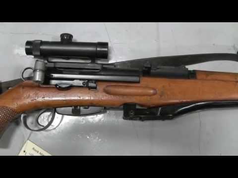 Swiss ZfK-55 Sniper Rifle