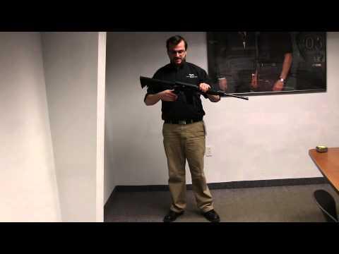American Tactical Omni Hybrid Lower Drop Test