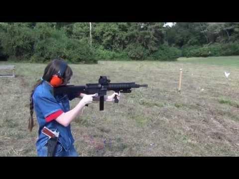 Fostech DefendAR-15 Bumpfire Stock
