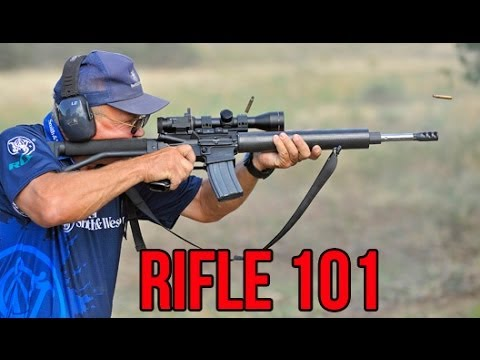 Rifle Shooting Tips from Jerry Miculek