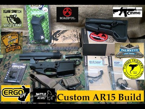 Top Picks for AR-15 Parts