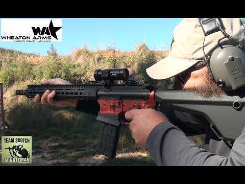 Wheaton Arms KMOD Handguard