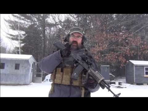 Carbine Training in Adverse Conditions