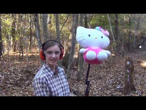 Hello Kitty vs Mosin Nagant