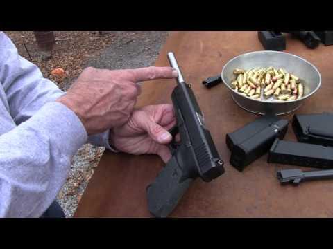 Lone Wolf 9 Inch Barrels for Glock Pistols