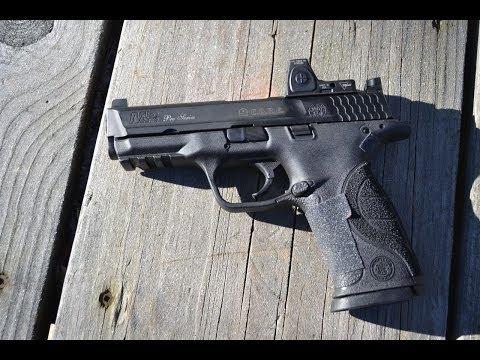 M&P C.O.R.E. 9mm Update