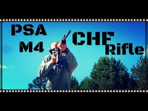 Palmetto State Armory CHF M4A1 Premium MOE Rifle Kit
