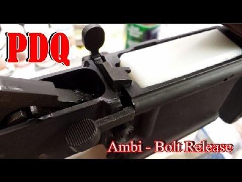 PDQ Ambi-Bolt Release