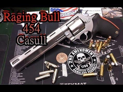 Taurus Raging Bull 454 Casull Revolver