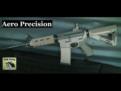 Aero Precision AR-15 Cerakote Rifle