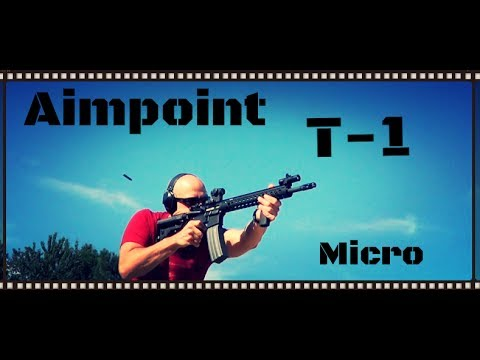 Aimpoint Micro T-1 Review