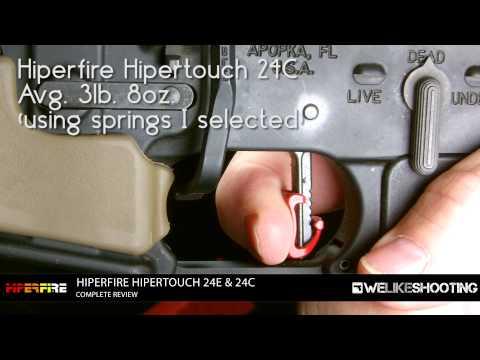 Hiperfire Trigger Review