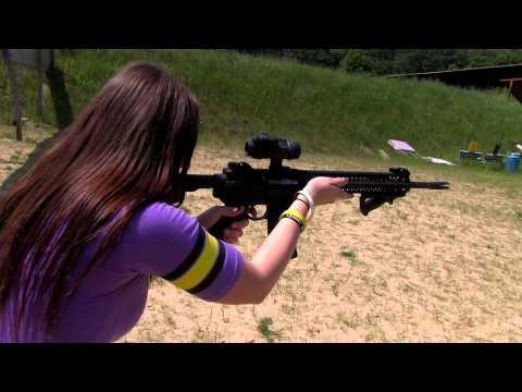 LWRC M6A2 Rifle