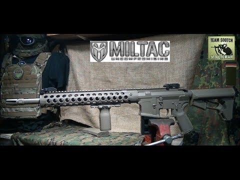 MILTAC Alpha Series AR-15 Rifle