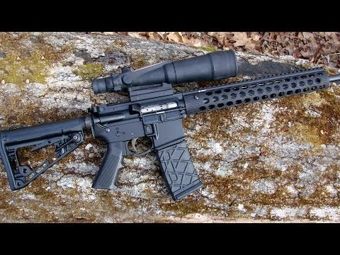MMC Armory MA15 Tactical 16.1