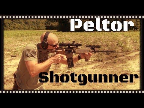Peltor Shotgunner Earmuff Hearing Protection