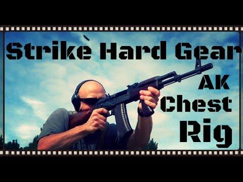 Strike Hard Gear AK-47 Chest Rig