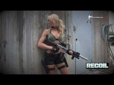 Tactical Girls – Janna Reeves and Black Rain Ordnance PG9