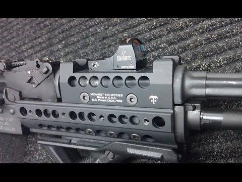 WASR Upgrade - Burris FastFire II Red Dot Sight