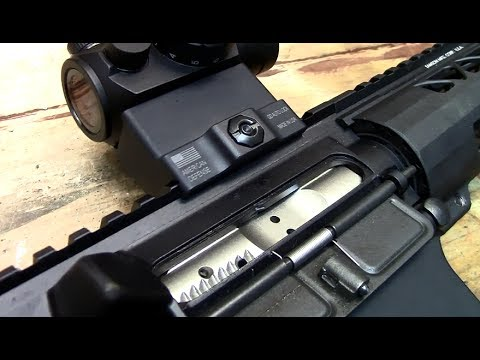300 Blackout AR-15 Rifle Build