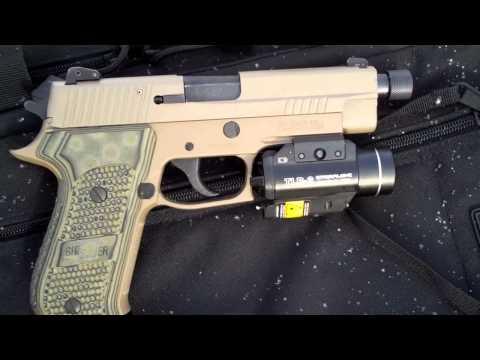 Sig Sauer P220 Scorpion TB