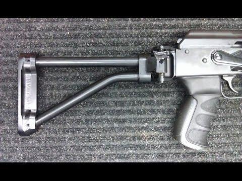 WASR Upgrade – Bonesteel Arms Galil Folding Stock