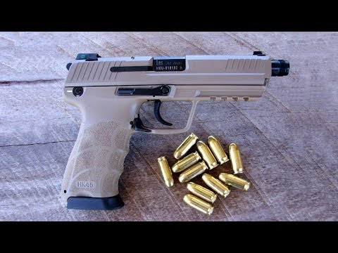 Lipsey's Heckler & Koch HK45 Tactical