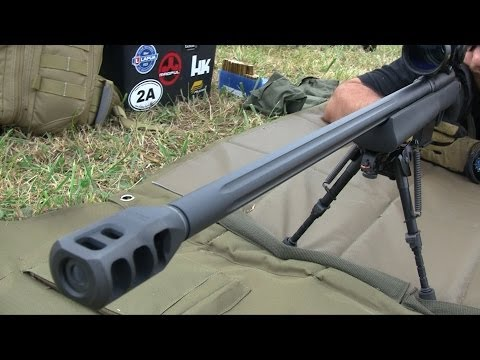 .338 Lapua Magnum Barrett and Savage