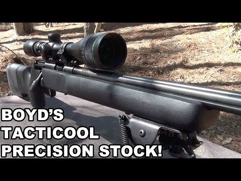 Boyd's Tacticool Stock for Savage Mark II FV-SR Rifle